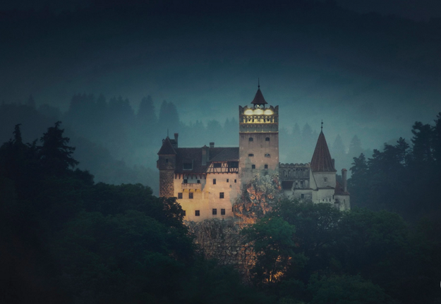 Dracula's castle is allowing people to sleep inside its creepy walls for the first time since 1948, and people are pretty delighted.