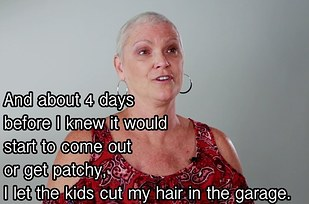 This Breast Cancer Survivor Got Her Dream Photo Shoot And