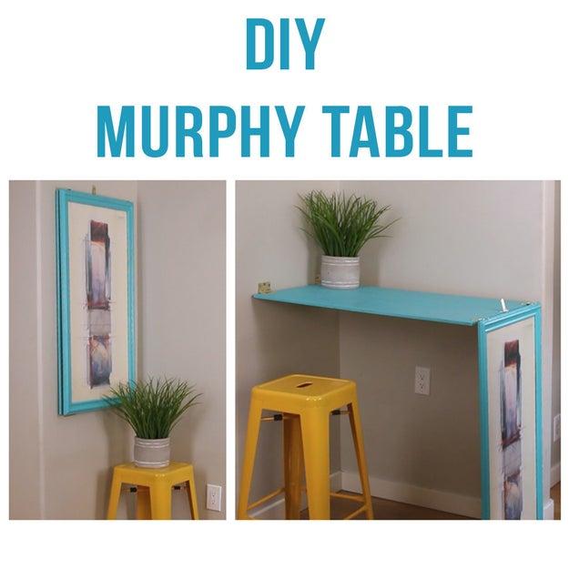 fabriquer une table