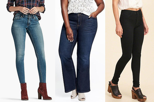 14 Recommended Denim Brands For Tall Girls
