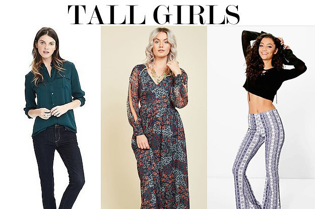 21 Recommended Clothing Brands For Tall Girls