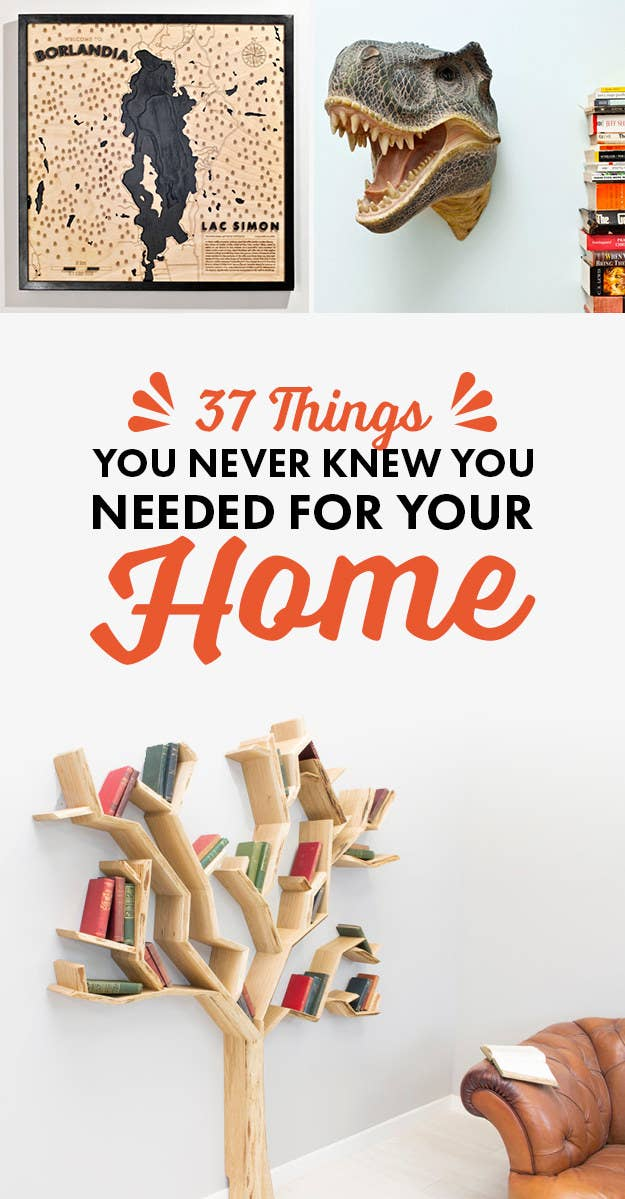 Awesome Things You Never Knew You Needed For Your Home - 23 incredible things you never knew existed