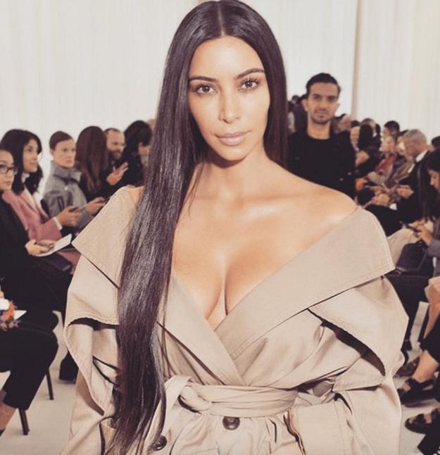 Here 39 S What Kim Kardashian Looks Like Makeup Free