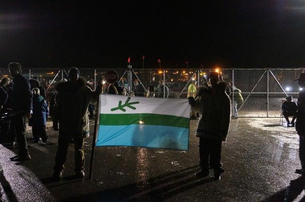 Kanada: Labrador Halkından Eylemciler Baraj Projesine Karşı Açlık Grevinde