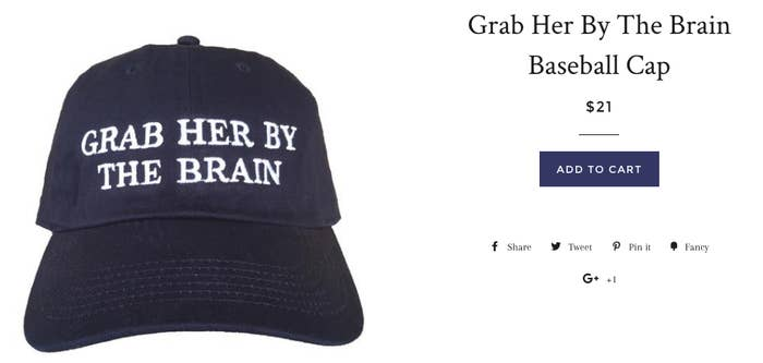 """Buying the hat — which is the only item available in the campaign's merchandise shop — appears to be the only way to support the campaign.The group says on its website that proceeds will go to an anti-bullying charity called Boo2Bullying.A new charity will be picked every month by the campaign ambassadors, who are a mix of actors, models, and self-proclaimed """"philanthropy enthusiasts."""""""