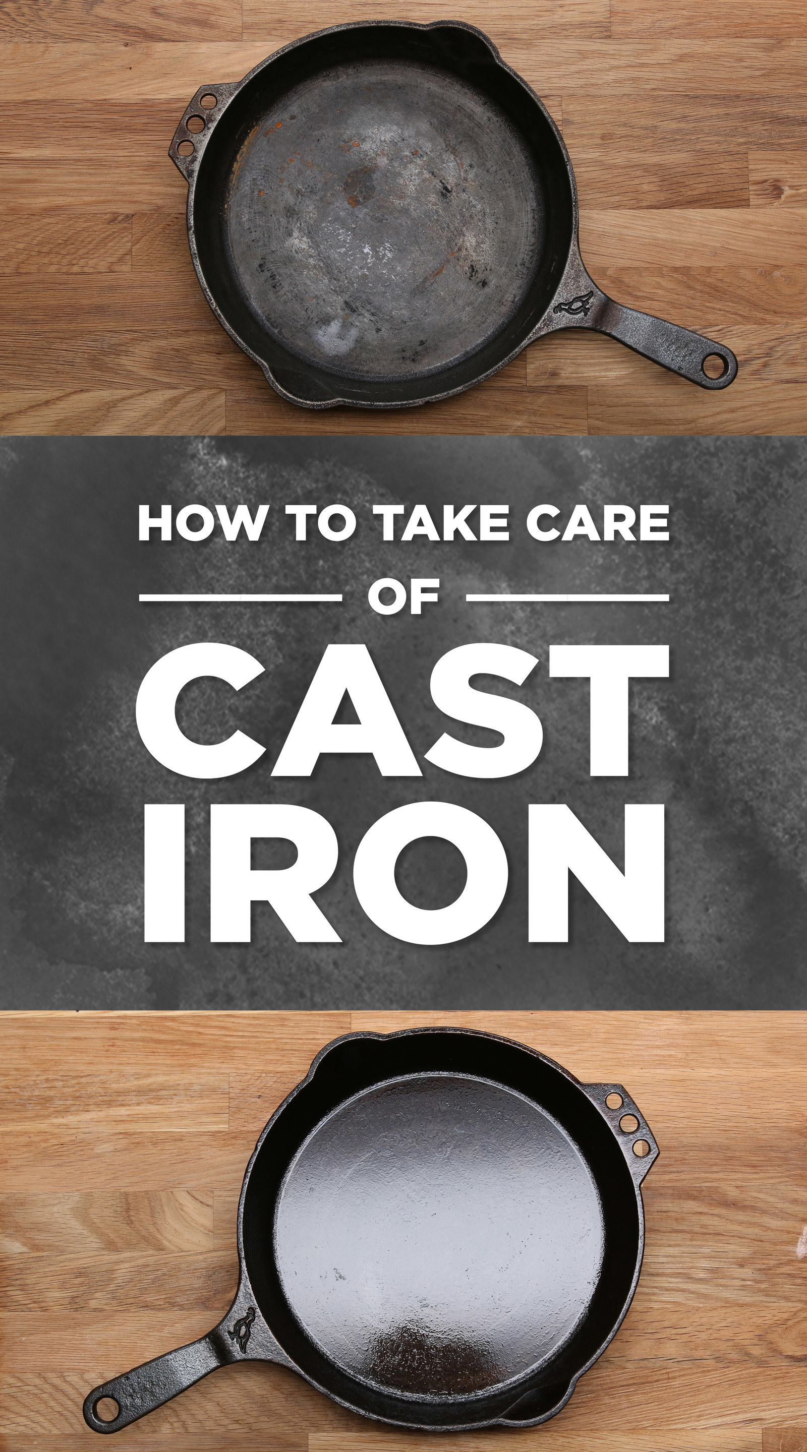 How to Care For Cast Iron How to Care For Cast Iron new picture