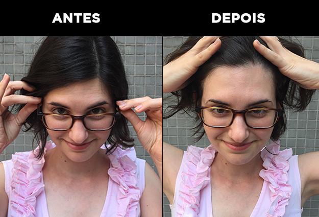 """""""O cheirinho de sabonete faz a gente desconfiar, mas funcionou bem"""" - Luisa Pessoa"""
