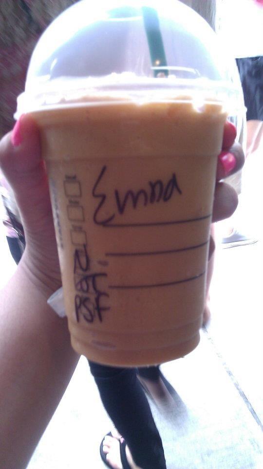 34 Hilarious Ways Starbucks Butchered My Four-Letter Name