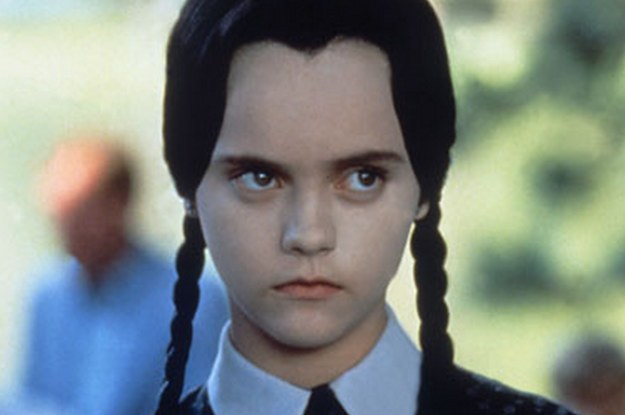 what wednesday addams are you