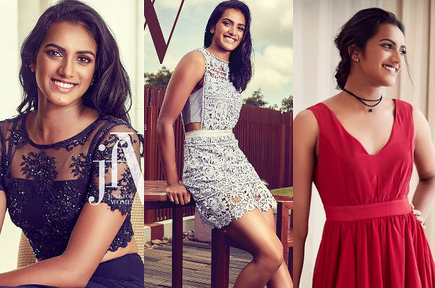 Image result for pv sindhu photoshoot