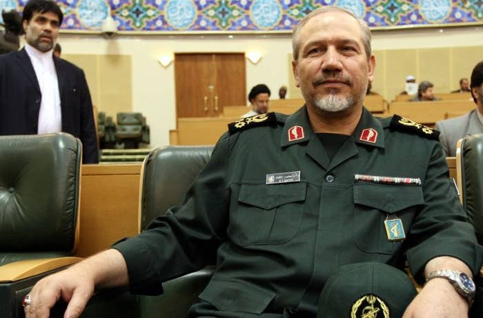Gen. Yahya Rahim-Safavi