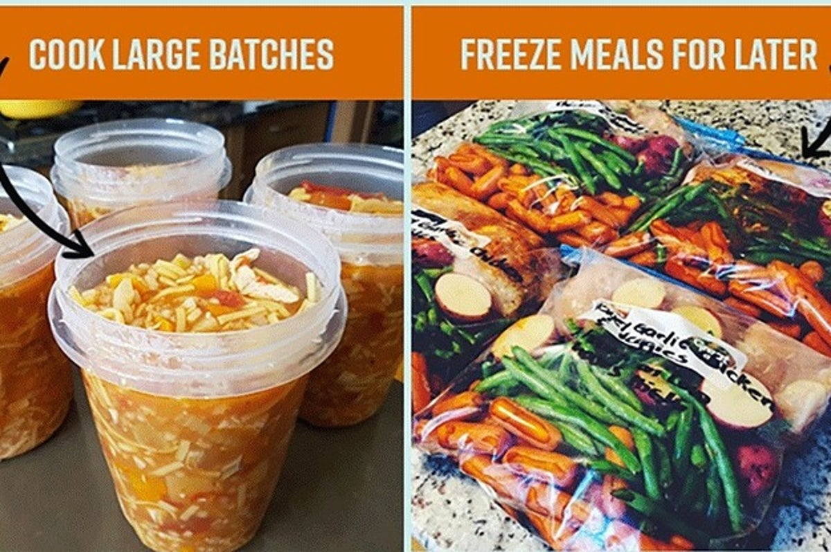 27 Ingenious Ways To Eat Healthy On A Budget