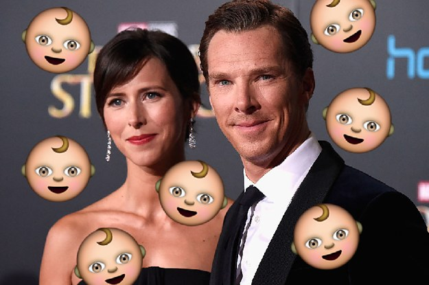 Benedict Cumberbatch And His Wife Sophie Are Expecting Another Baby