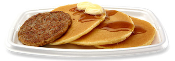 Can You Spot The Fast Food Breakfast Item With The Most Calories?
