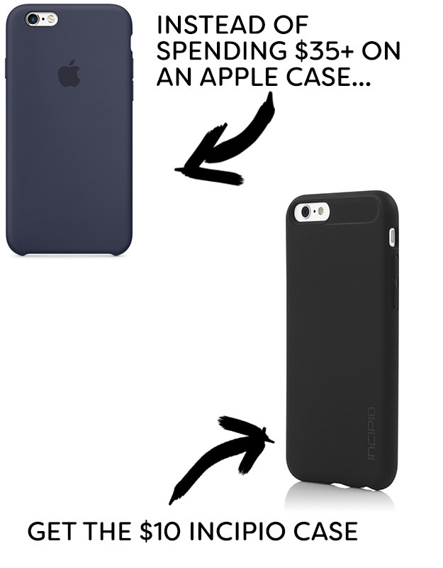 Instead of an Apple case, try Incipio.