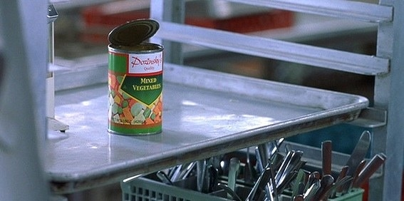 The talking can of vegetables from Wet Hot American Summer