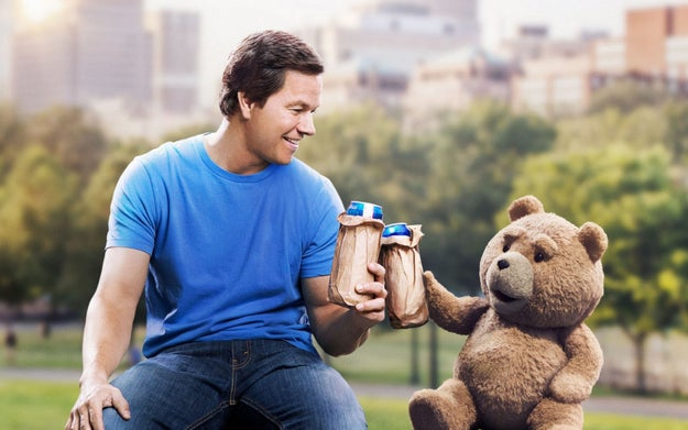 Marky Mark and/or Ted