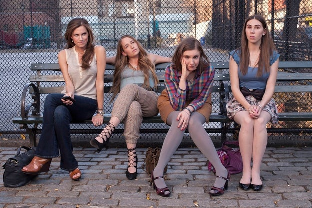 And the entire cast of Girls