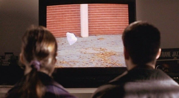 The plastic bag in American Beauty