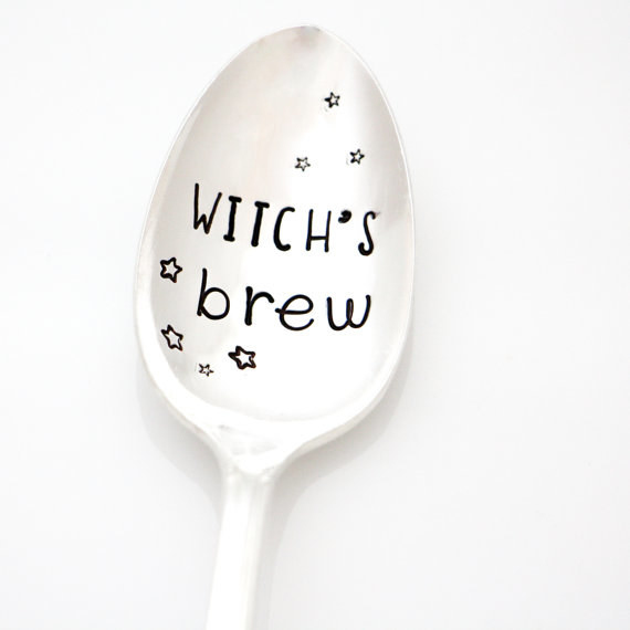 This adorably witchy spoon: