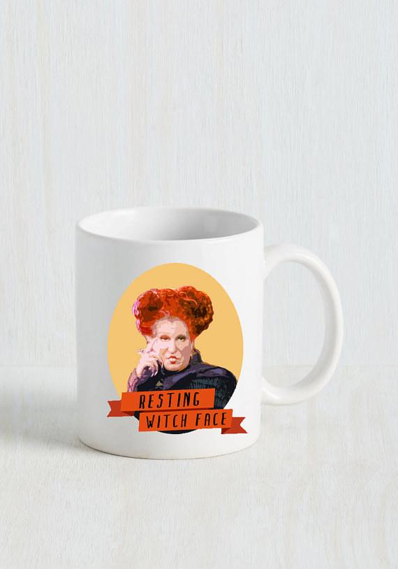 This perfect Hocus Pocus mug: