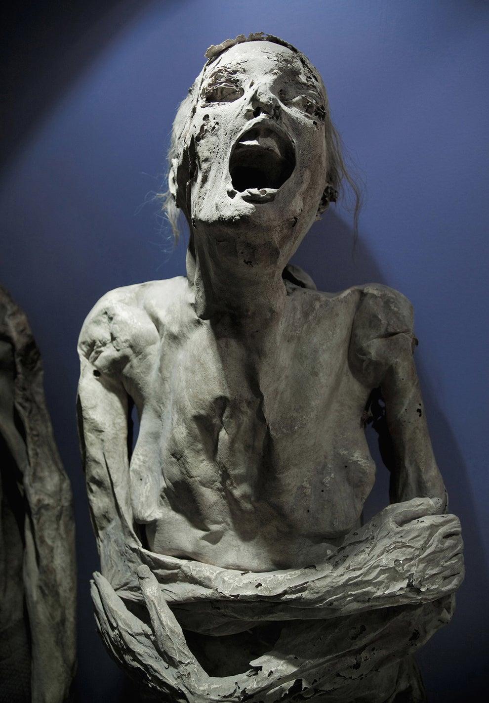 The Mummies of Guanajuato, Mexico