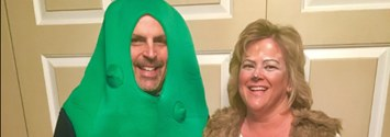These Parents Came Up With The Most Wonderfully Dirty Halloween Couple's Costume