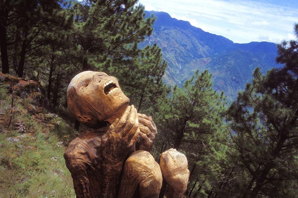 The Ibaloi Mummies of Kabayan, Philippines