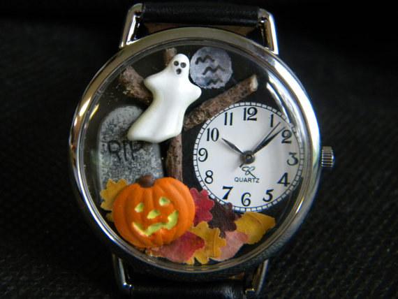 Spooky Halloween Watch
