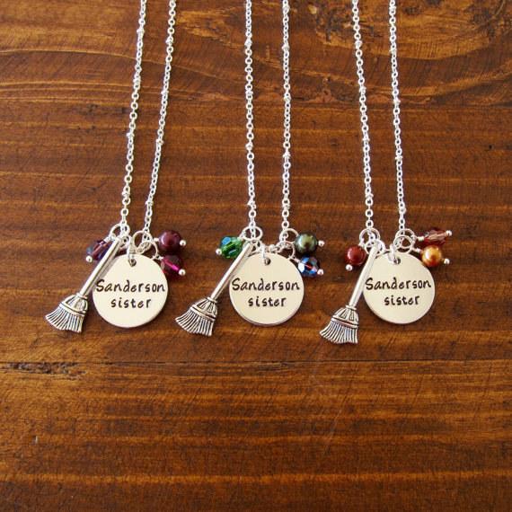 Hocus Pocus Trio of Necklaces