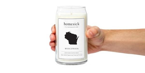 Get it from BuzzFeed's Homesick Candles for $29.95.