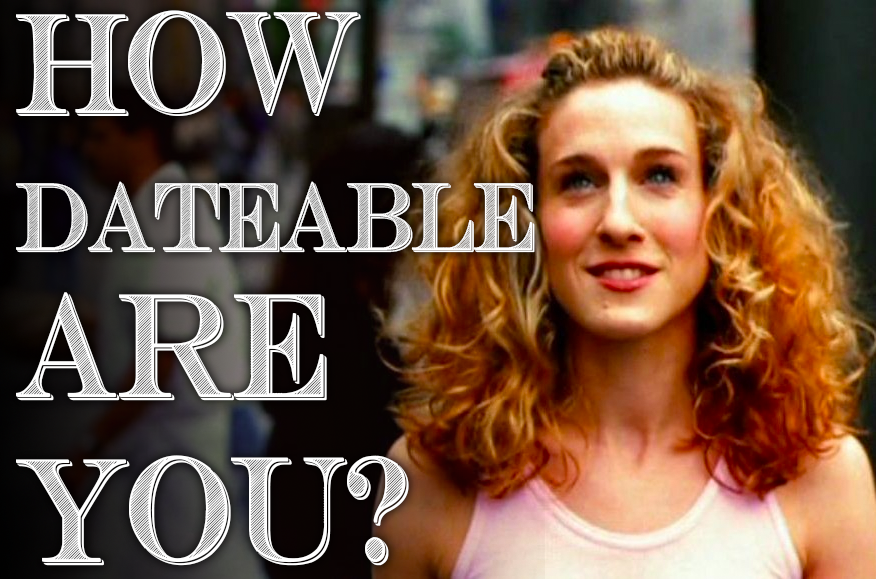 What makes a guy dateable
