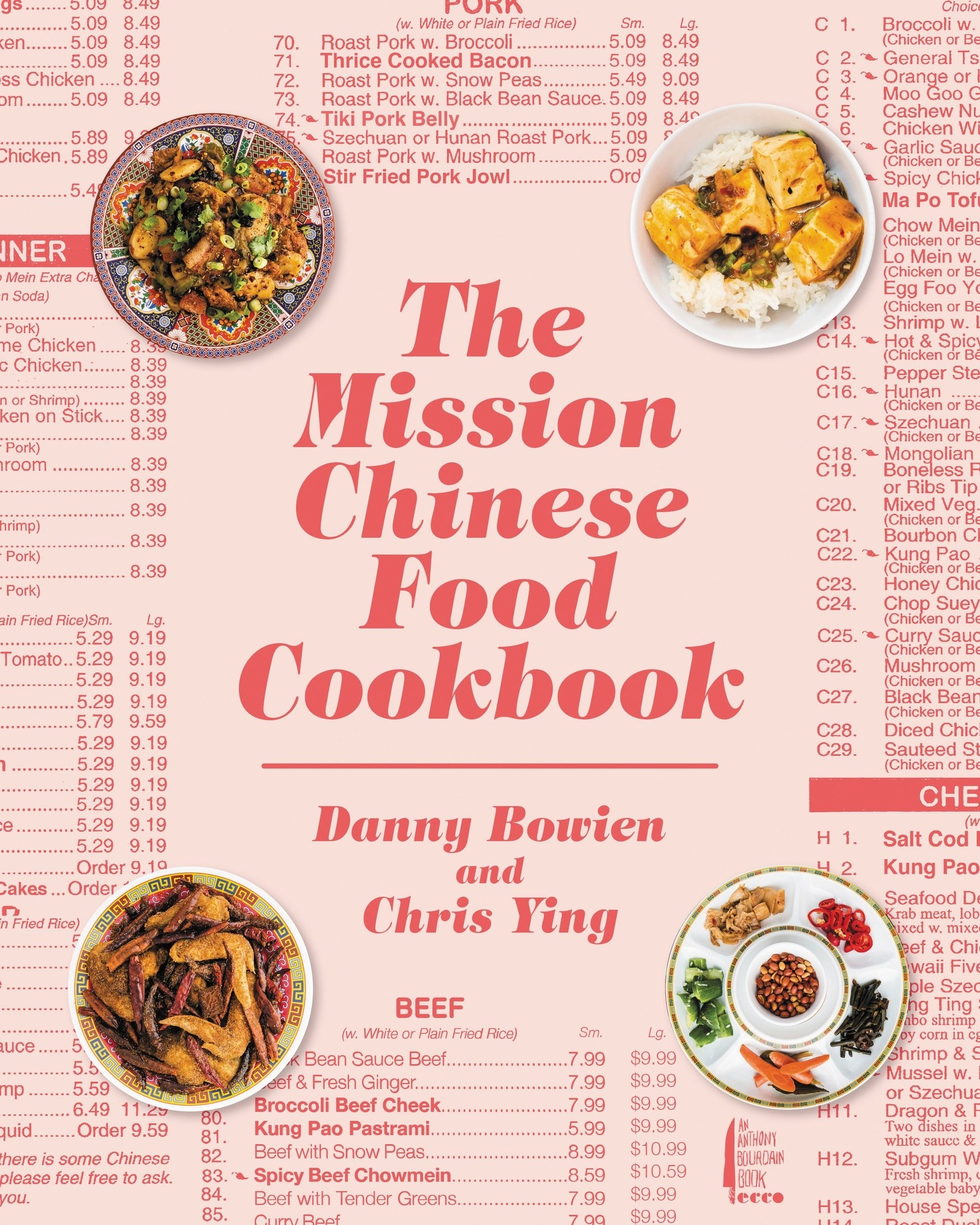 25 beautiful coffee table books that will make your mouth water the mission chinese food cookbook reveals the secrets behind the tasty meals and creative minds that have made the mission chinese food restaurants a forumfinder Choice Image