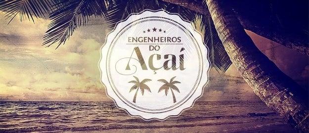 Se quiser algo mais leve, o jeito é colar no restaurante Engenheiros do Açaí, também de Belo Horizonte.