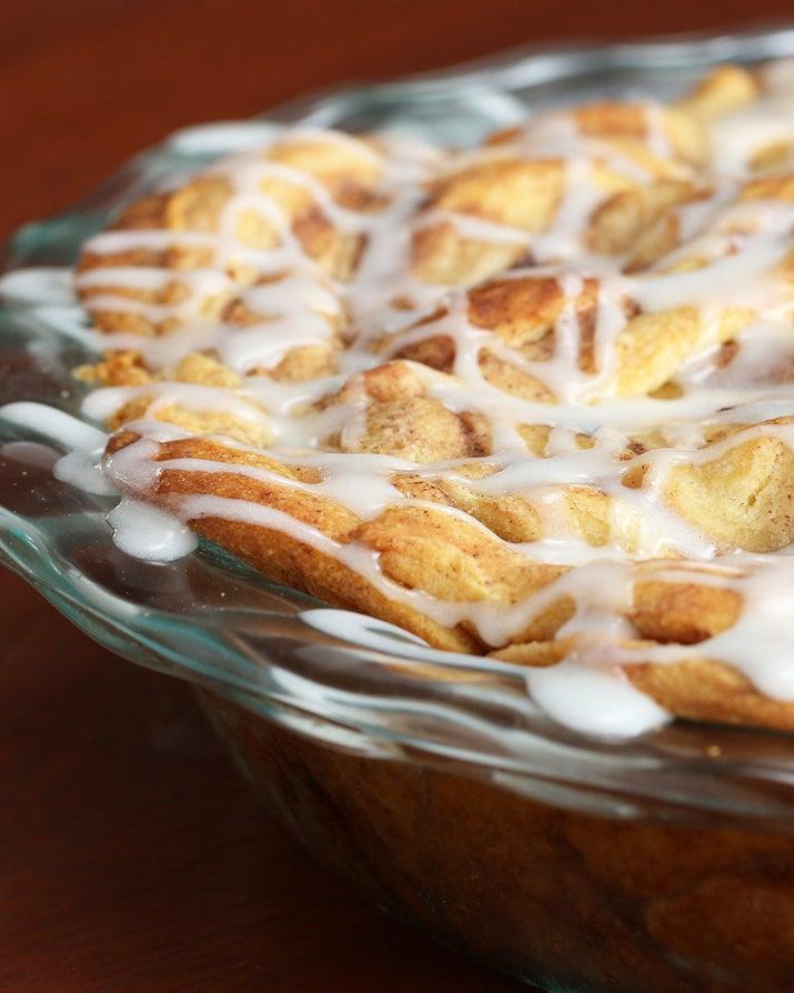 Apple pie recipe crust