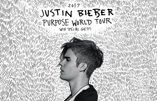 PAREN LAS PRENSAS: Justin Bieber viene a México.