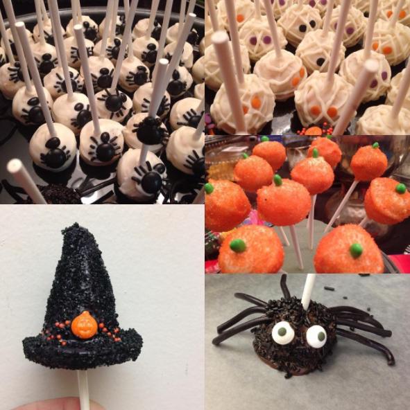 decoration halloween fait maison 2 Les sucreries aux États-Unis: