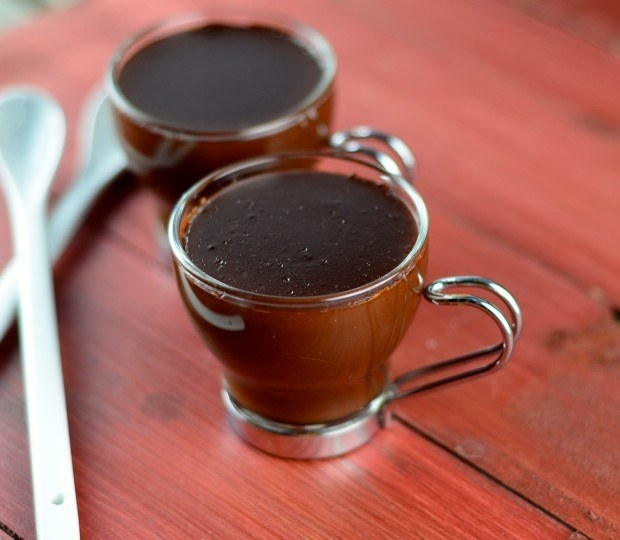 Super Decadent Spanish Hot Chocolate