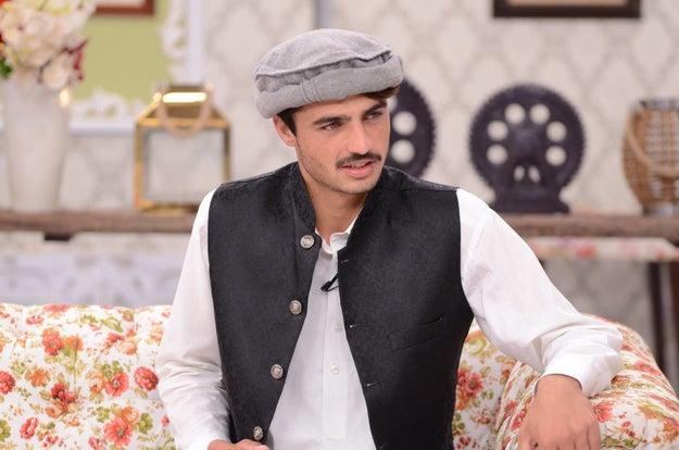 On Tuesday, Khan appeared on popular Pakistani talk show Good Morning Pakistan, where he was 100% himself.
