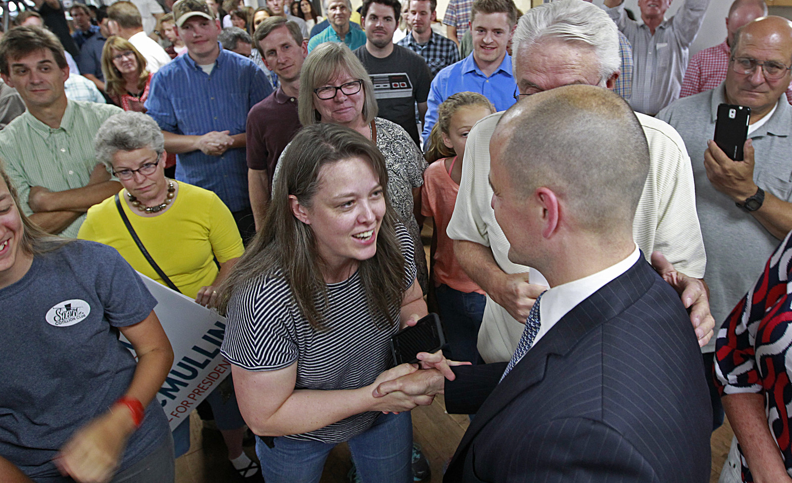 Evan McMullin Isn't Just Running For President — He's Literally Building A New Party