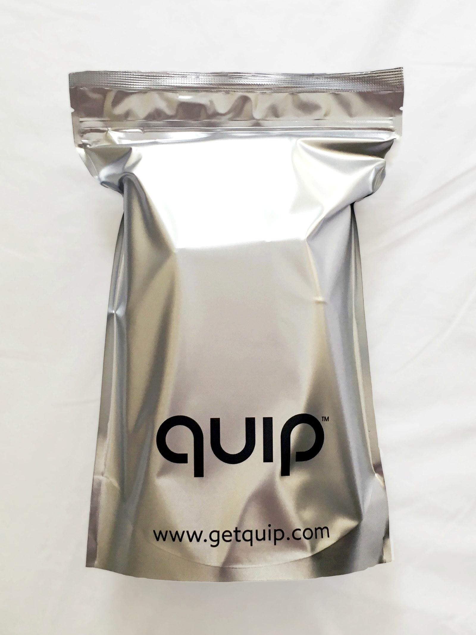 Quip nude text