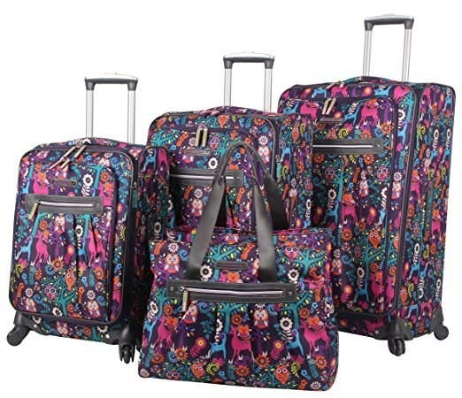 Get this luggage collection here.
