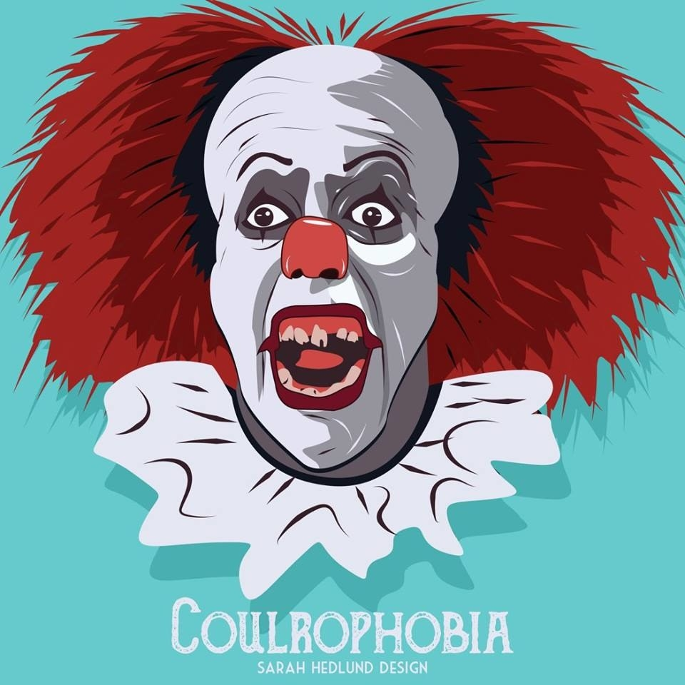 clown phobia essay The word coulrophobia means a persistent and irrational fear of clowns it possibly originates from greek kolon meaning stilt or stilt-walkers which are often used by clowns.