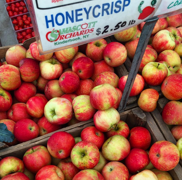 If you're an apple lover, you're probably familiar with the popular Honeycrisp variety.