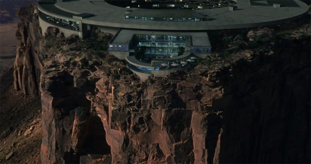 But maybe the most compelling question the show has left us with is the actual location of the park. Where the fuck is Westworld?