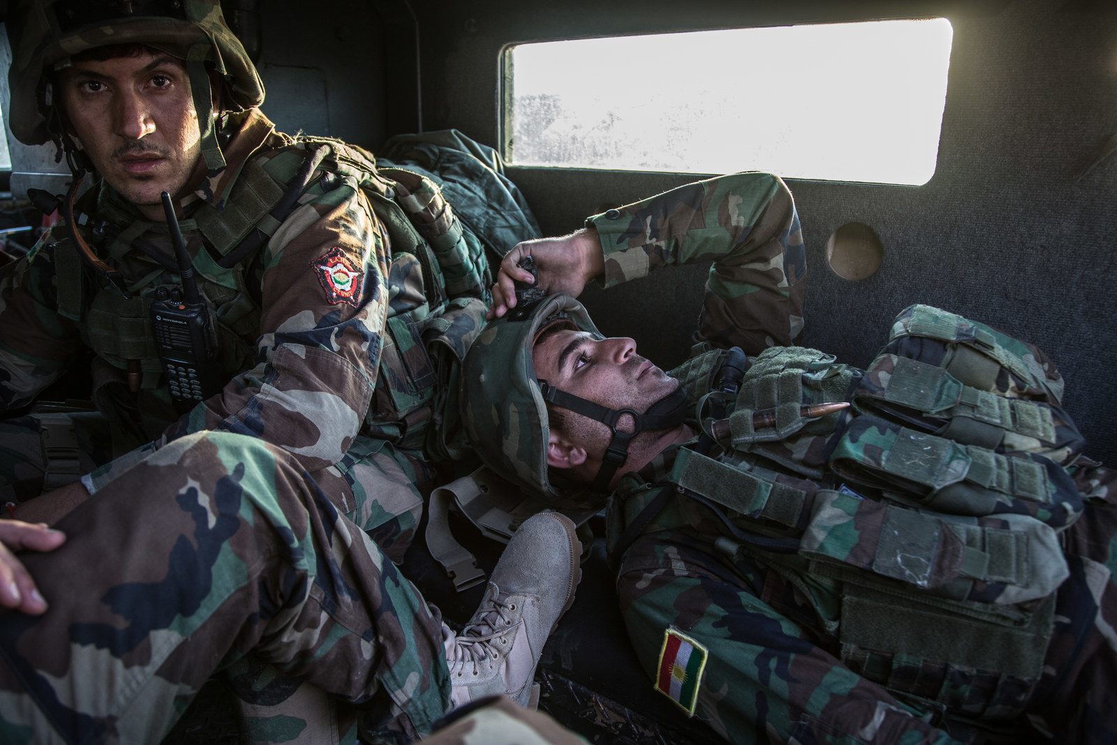 23 Intense Photographs From The Military Offensive To Take Back Mosul From ISIS