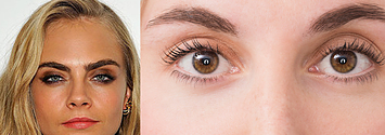 We Tried Four Different Eyebrow Gels To See Which One We Liked Best