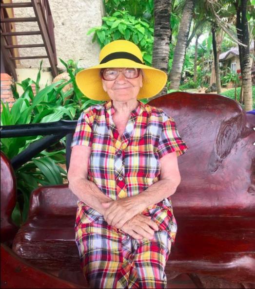 This Adorable Russian Grandma Is Spending Her Retirement Finally Traveling The World
