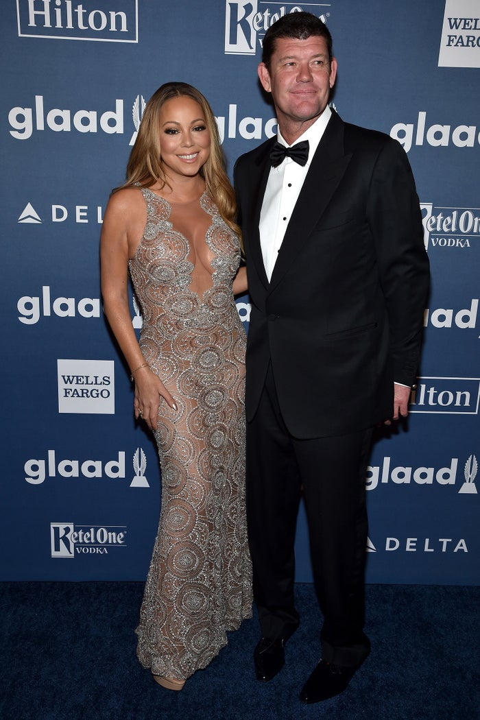 The two have been dating since June of last year. In November, Carey reportedly moved into Packer's home in Beverly Hills — at the time, they'd been together for five months.