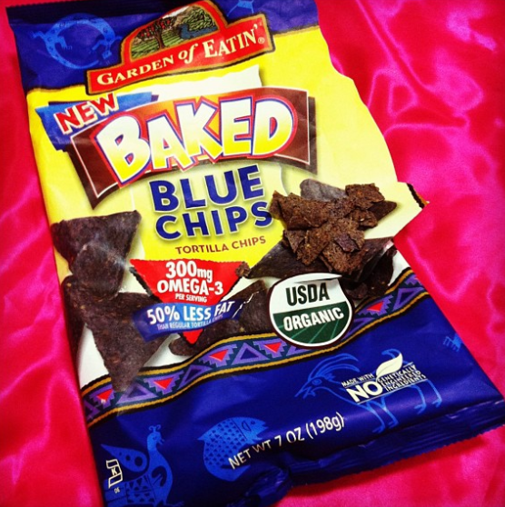 Garden of Eatin' Baked Blue Tortilla Chips